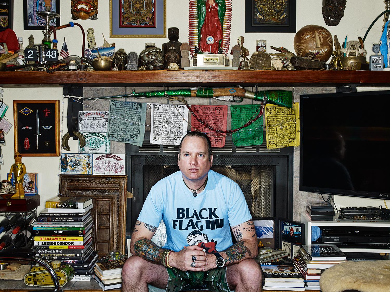 Jason Everman for NYTM - Ian Allen Photography