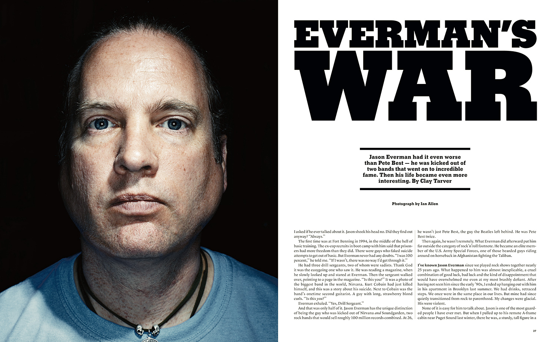 Jason Everman Soundgarden jason everman for nytm - ian allen ...