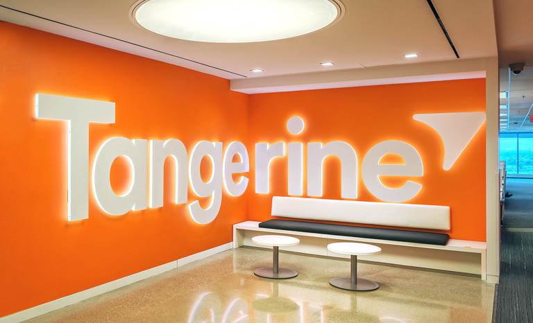 Tangerine financial history review courses